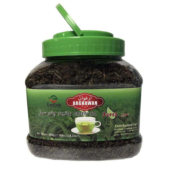 Arghavan Green Tea