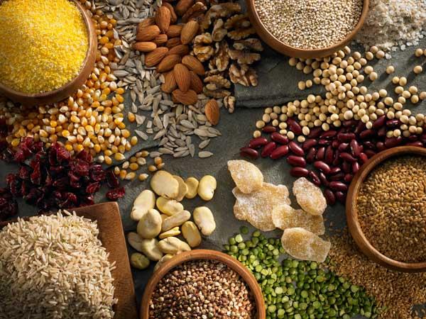 Pulses & Grains