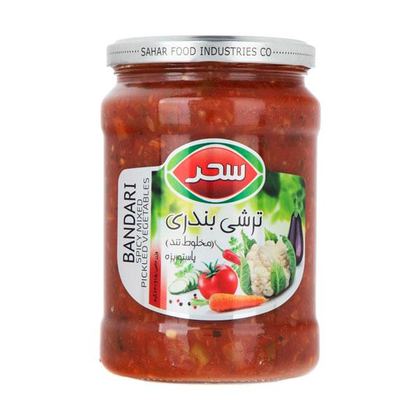 Sahar Spicy (Bandari) Pickle