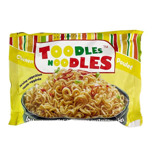 Chicken Instant Noodles