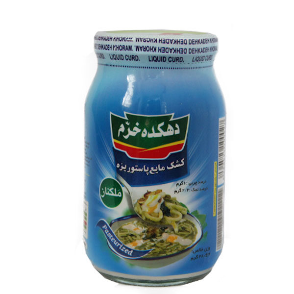 Dehkade Khoram Liquid Kashk