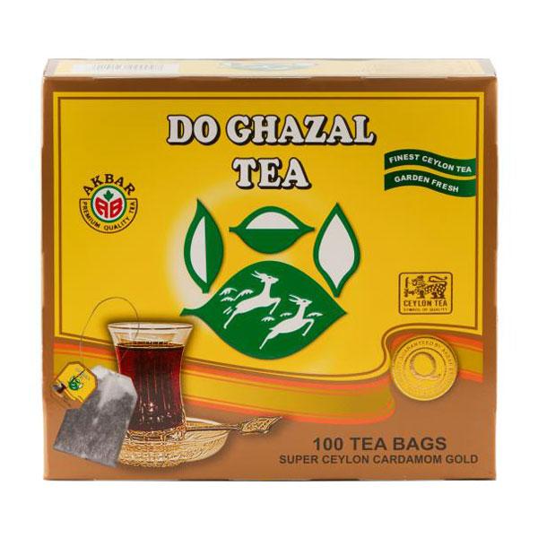 Doghazal Cardamom Teabag