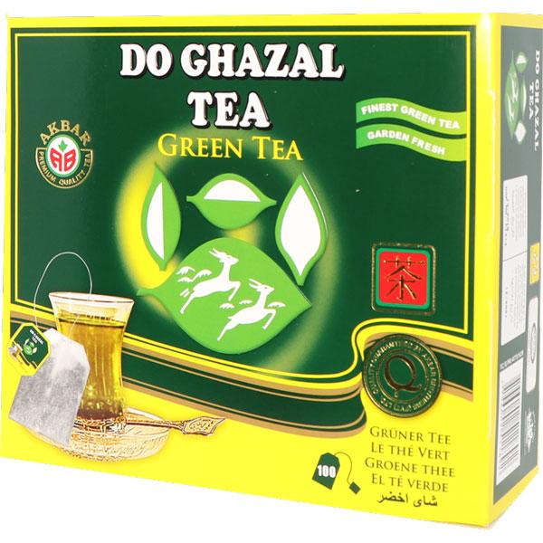 Doghazal Green Teabag