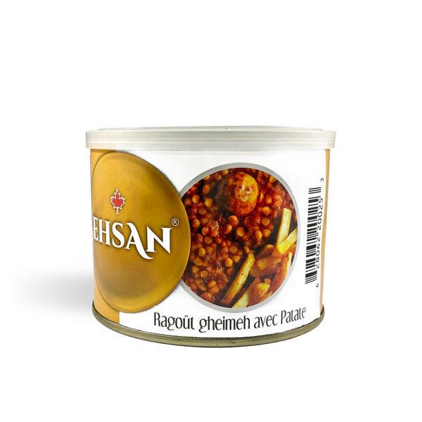 Ehsan Gheimeh Stew