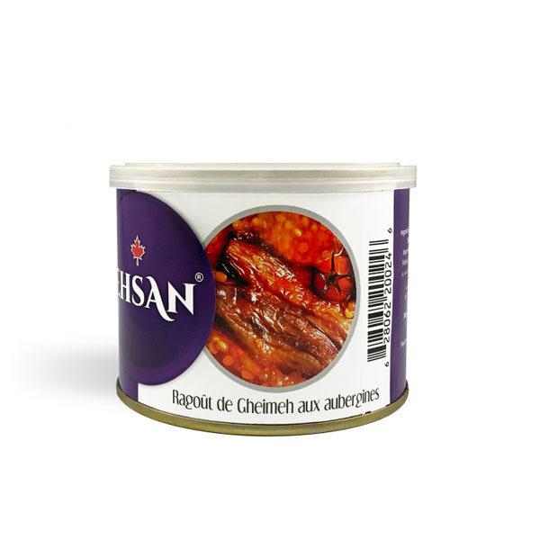 Ehsan Gheimeh Stew with Eggplant