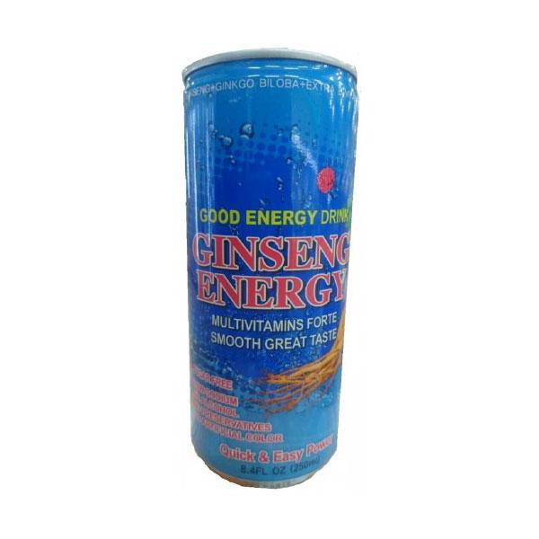 Ginseng Energy Drink