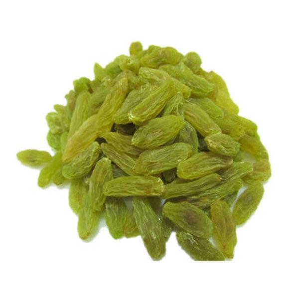 Green Long Raisin