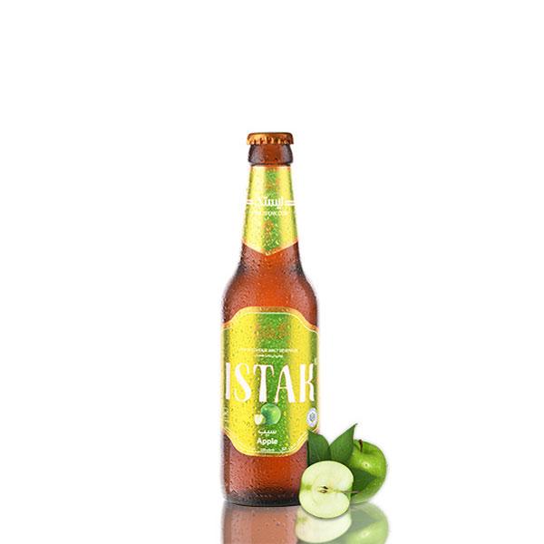 ISTAK Apple Non-Alcoholic Malt Drink