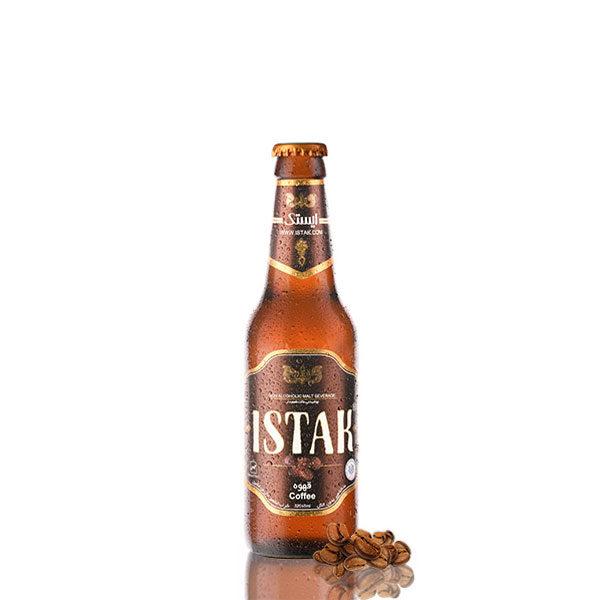 ISTAK Coffee Non-Alcoholic Malt Drink