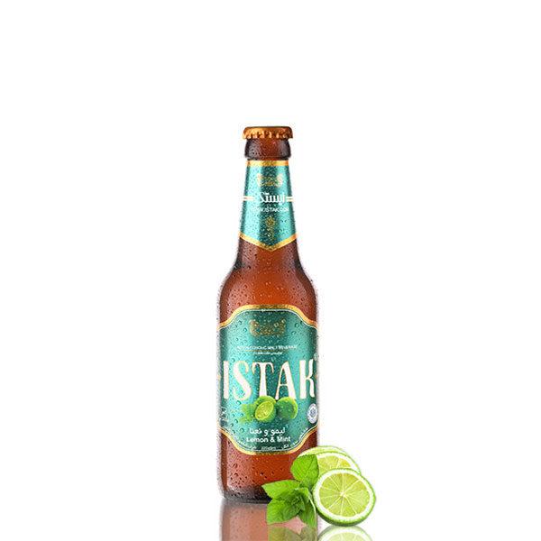 ISTAK Lemon Mint (Mojito) Non-Alcoholic Malt Drink