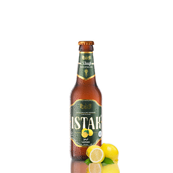 ISTAK Lemon Non-Alcoholic Malt Drink