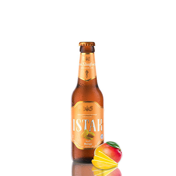 ISTAK Mango Non-Alcoholic Malt Drink