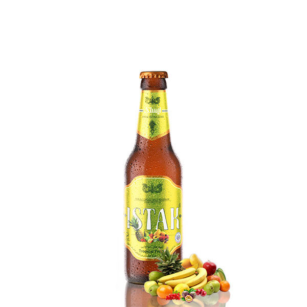 ISTAK Tropical Non-Alcoholic Malt Drink