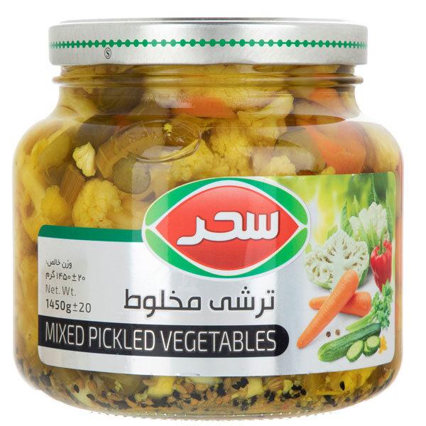 Sahar Mix (Makhloot) Pickle