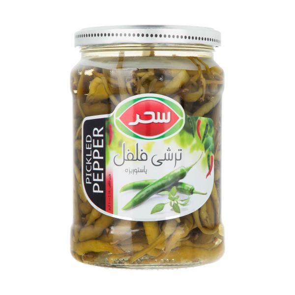 Sahar Pepper Pickles