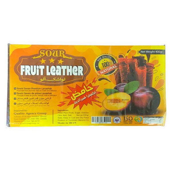 Fruit Leather - Plum