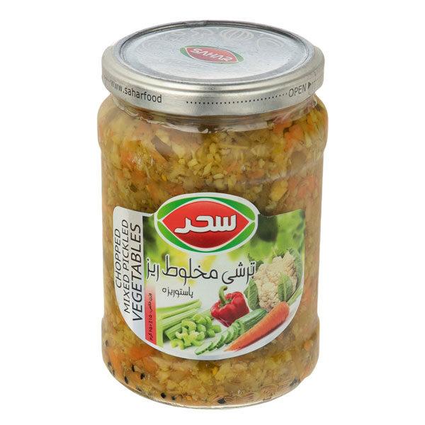 Sahar Chopped Mix (Makhloot) Pickle
