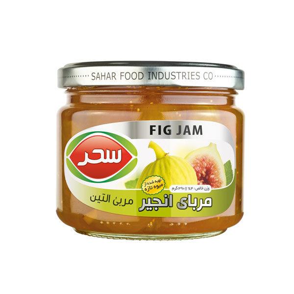 Sahar Fig Jam