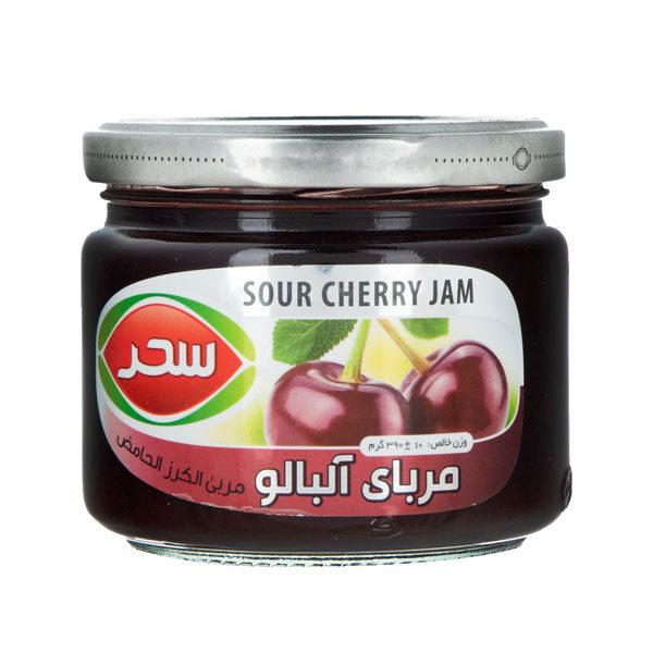 Sahar Sour Cherry Jam