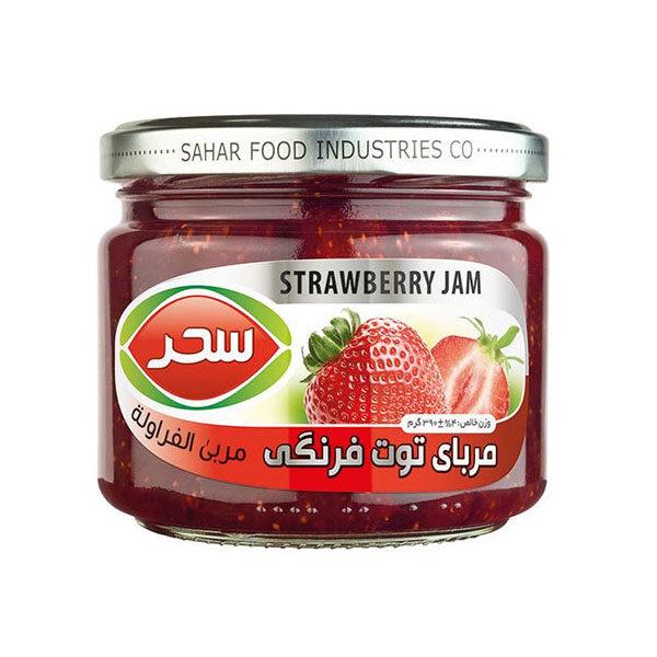 Sahar Strawberry Jam