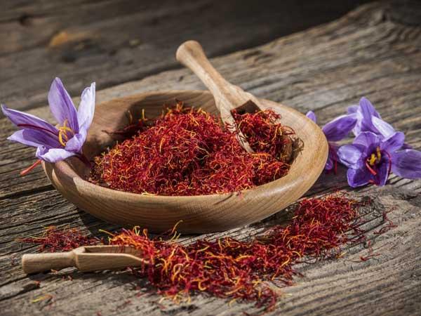 Saffron & Nabat