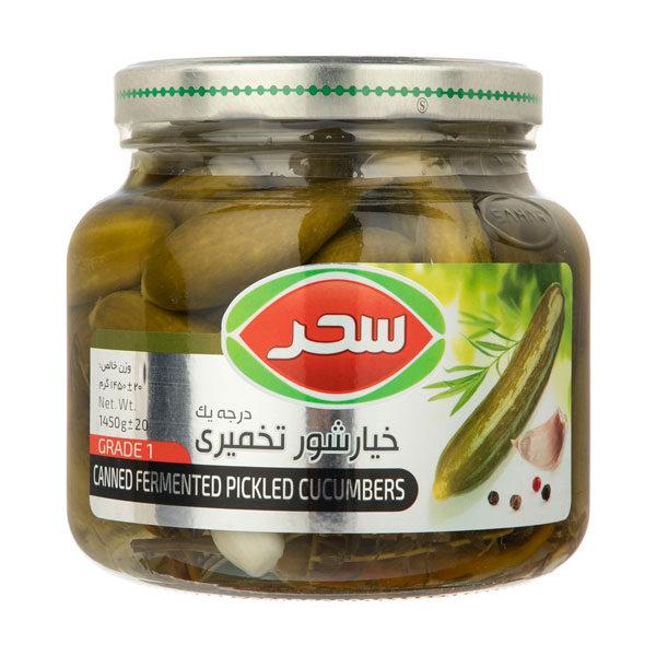 Sahar Pickled Cucumber
