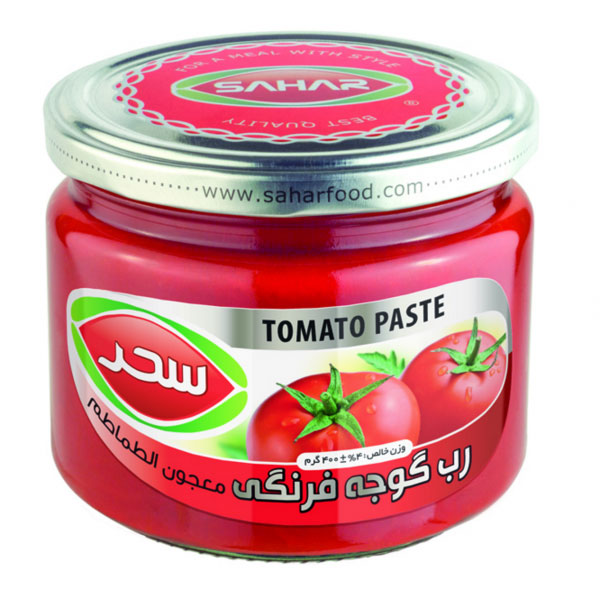 Sahar Tomato Paste