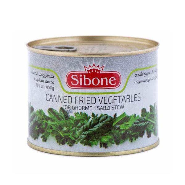 Sibon Fried Vegetables