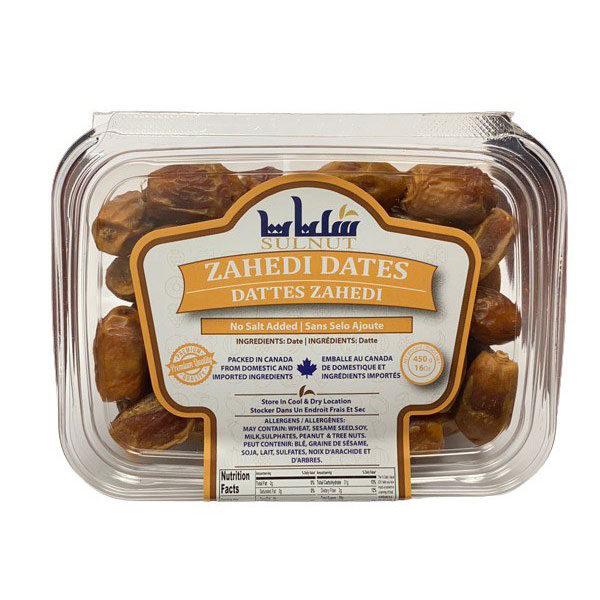 Sulnut Zahedi Dates