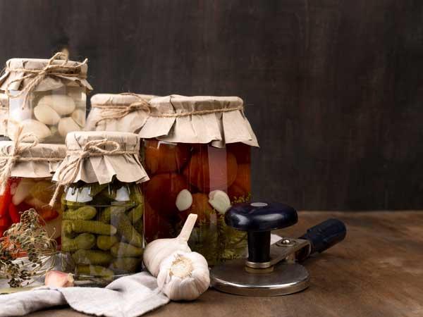 Pickles & Pastes
