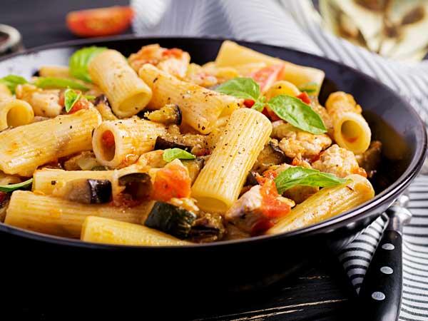 Macaroni & Spaghetti